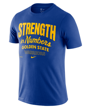 Golden State Warriors Mantra Nike Dri-FIT NBA T-Shirt
