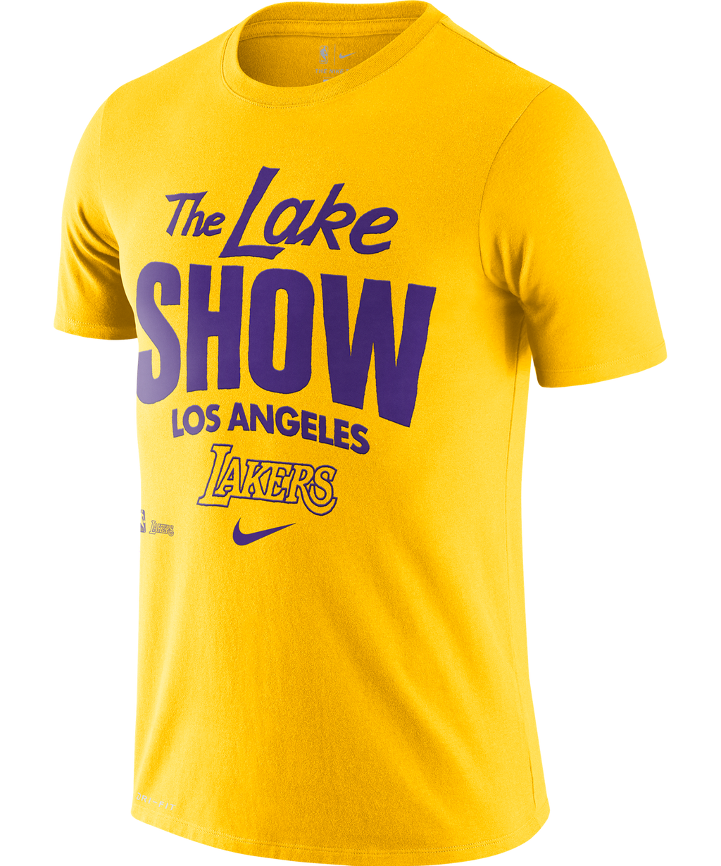LA Lakers Mantra Nike Dri-FIT NBA T-Shirt
