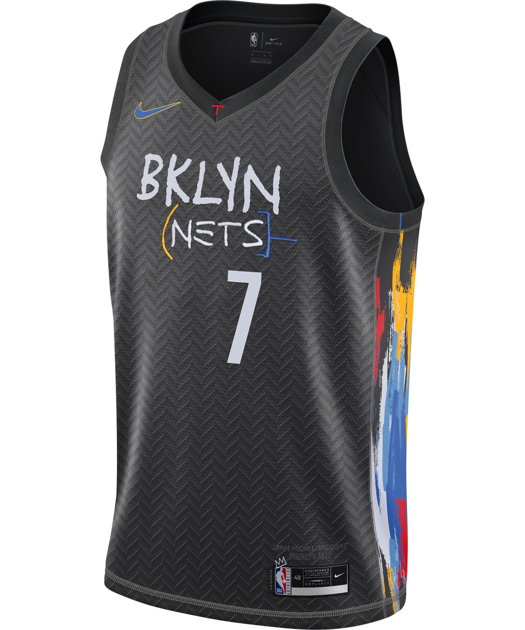 Kevin Durant Brooklyn Nets Nike City Edition Jersey 20/21