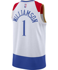Zion Williamson New Orleans Pelicans Nike City Edition Jersey 20/21