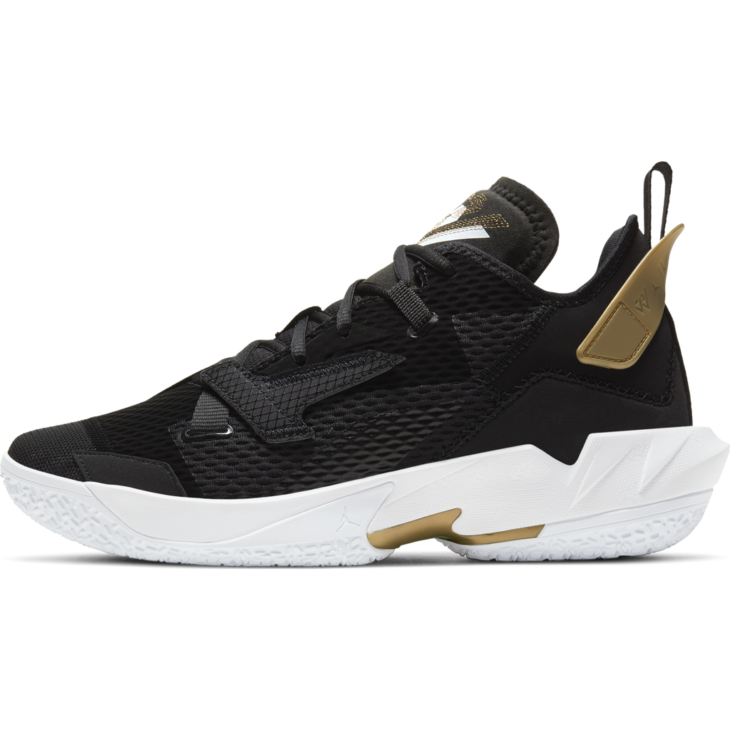 Why Not Zer0.4 PF Black/ White-Metallic Gold
