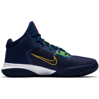 Kyrie Flytrap IV EP Blue Void/ Speed Yellow