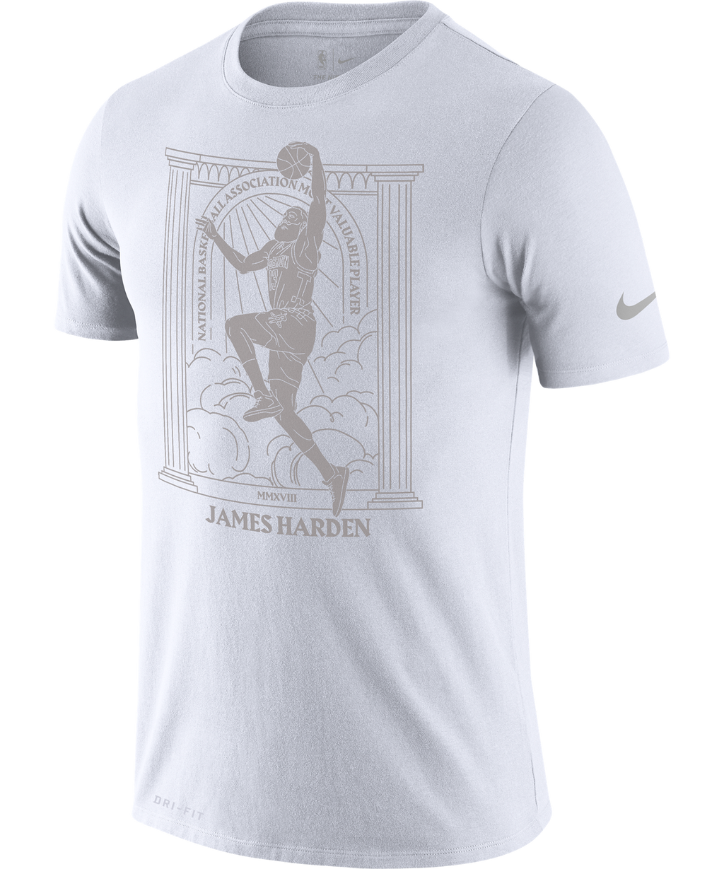 James Harden Houston Rockets MVP Nike Dri-Fit Tee 2