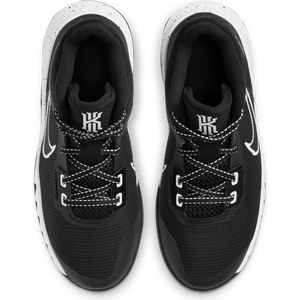 Kyrie Flytrap IV (GS) Black/ White-Metallic Silver