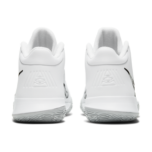 Kyrie Flytrap IV (GS) White/ Black-Photon Dust