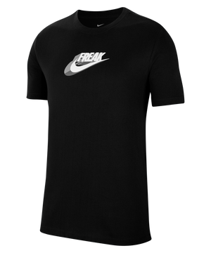 Giannis Antetokounmpo Swoosh Freak  Nike Dri-FIT T-Shirt Black