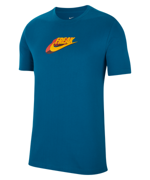 Giannis Antetokounmpo Swoosh Freak  Nike Dri-FIT T-Shirt Green