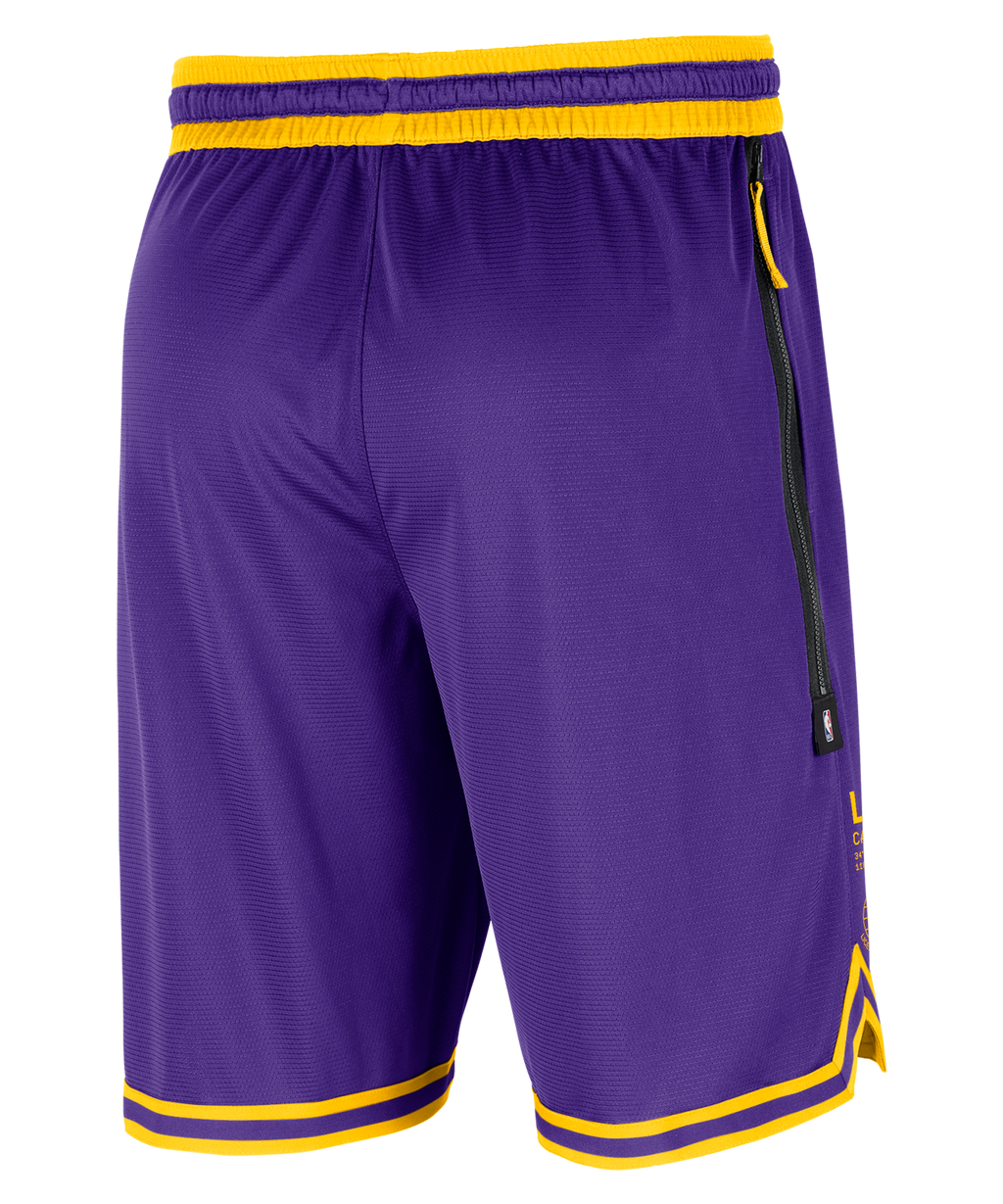 LA Lakers Courtside Nike NBA Shorts