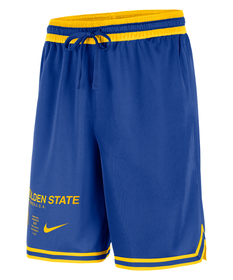 Golden State Warriors Courtside Nike NBA Shorts