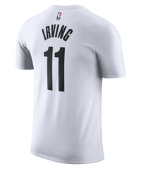 Kyrie Irving Brooklyn Nets Nike Association Edition Name and Number Tee