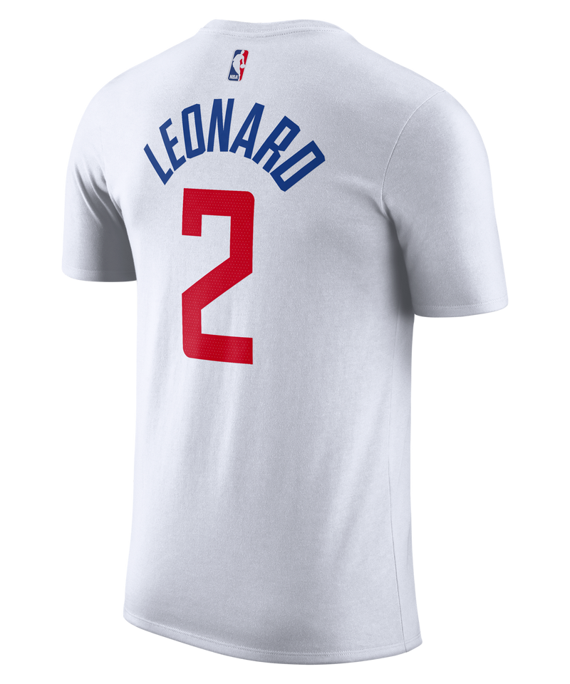 Kawhi Leonard LA Clippers Nike Association Edition Name and Number Tee