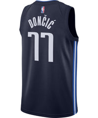 Luka Doncic Dallas Mavericks Jordan Statement Edition Jersey 20/21