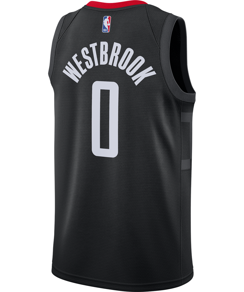 Russell Westbrook Houston Rockets Jordan Statement Edition Jersey 20/21