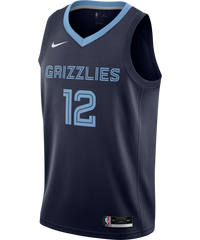 Ja Morant Memphis Grizzlies Nike Icon Edition Jersey 20/21