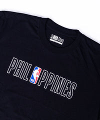 NBA Philippines PH Tee - Black