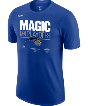 Orlando Magic 2020 Playoffs Nike Mantra T-Shirt Blue