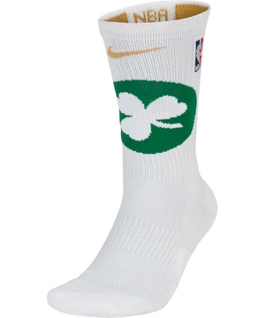 Boston Celtics Nike Elite NBA Crew Socks