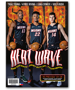 SLAM PH Issue 225 Miami Heat Cover