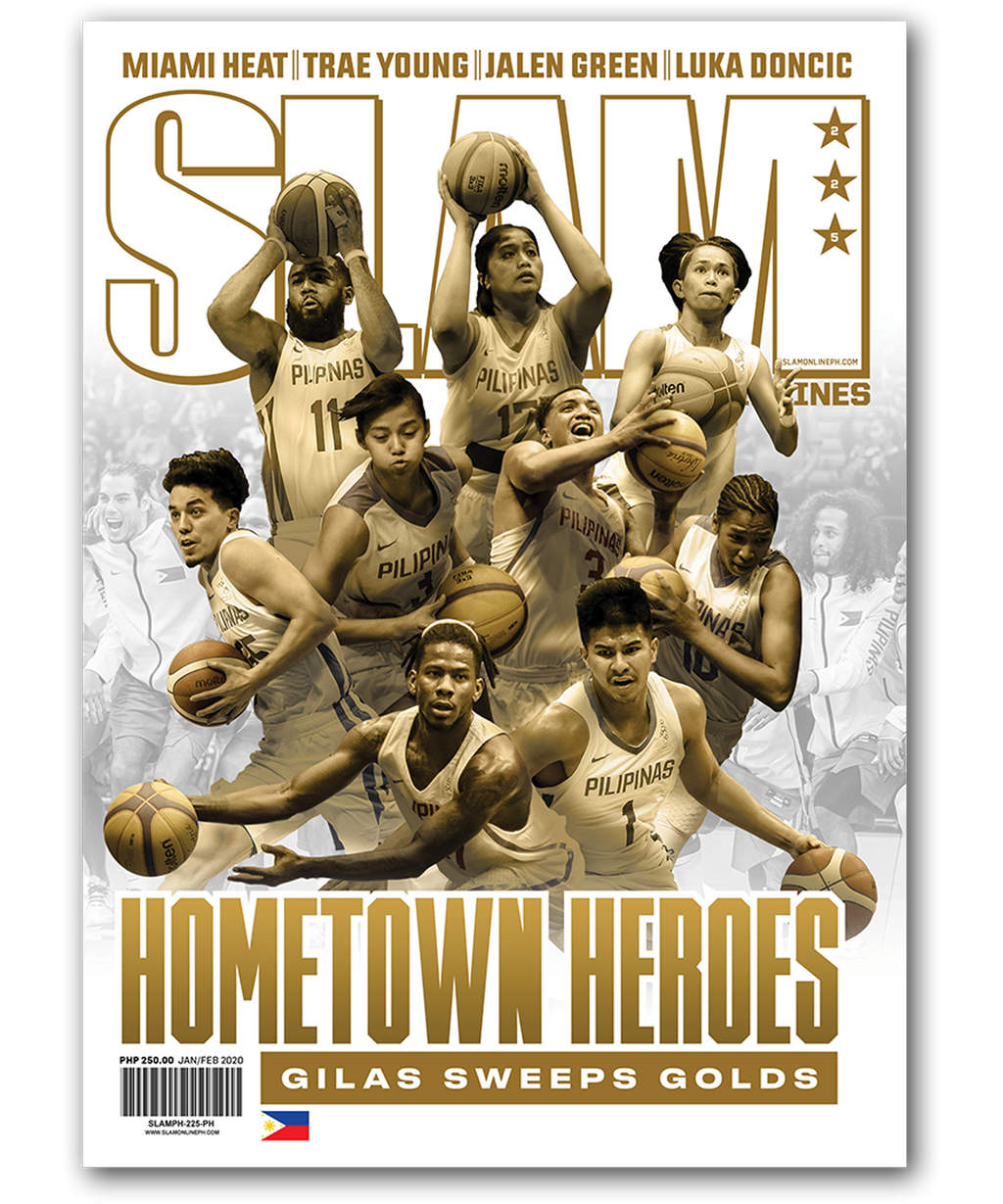 SLAM PH Issue 225 Gilas Pilipinas Cover
