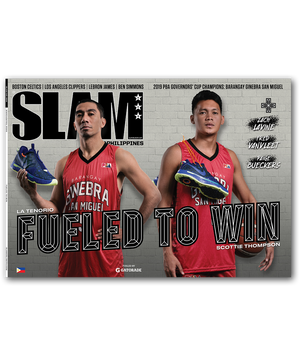 SLAM PH Issue 226 - 'Fueled to Win' Cover