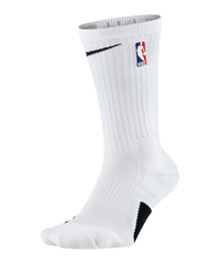 Nike Elite NBA Crew White