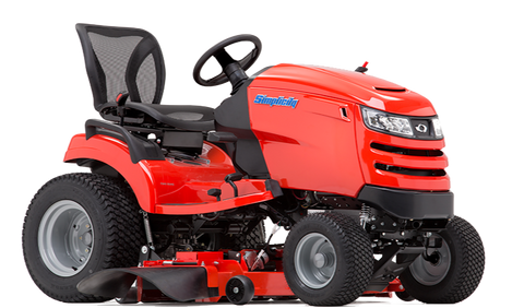 Lawn tractor conquest simplicity SYT500