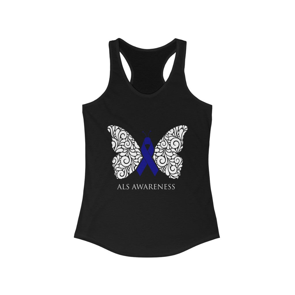 ALS Awareness Racerback Tank