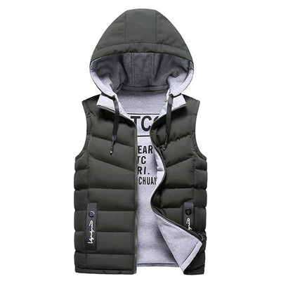 Creed Reversible Vest Jacket