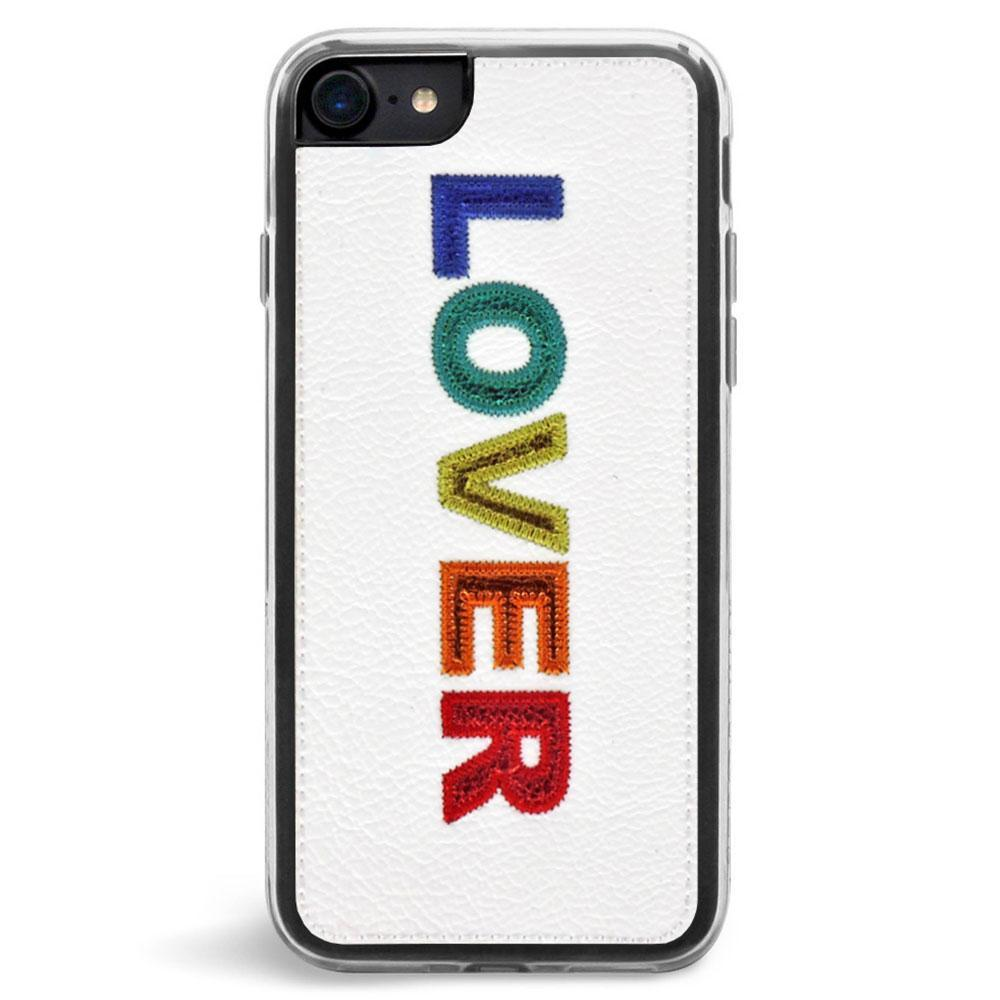 Lover ラバー iPhone SE(第2世代)、iPhone 8、iPhone 7、iPhone 6s、iPhone 6用