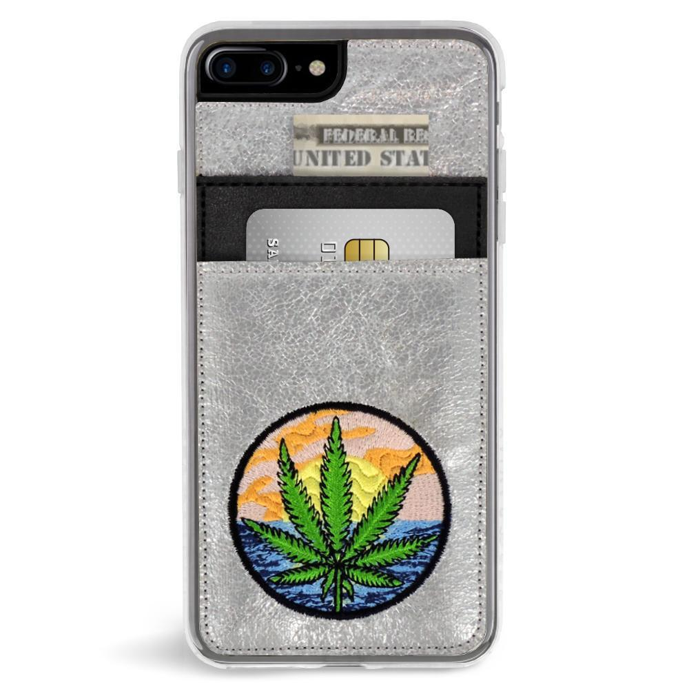 Baked Wallet ベイクドウォレット iPhone 8 Plus、iPhone 7 Plus、iPhone 6s Plus、iPhone 6 Plus用