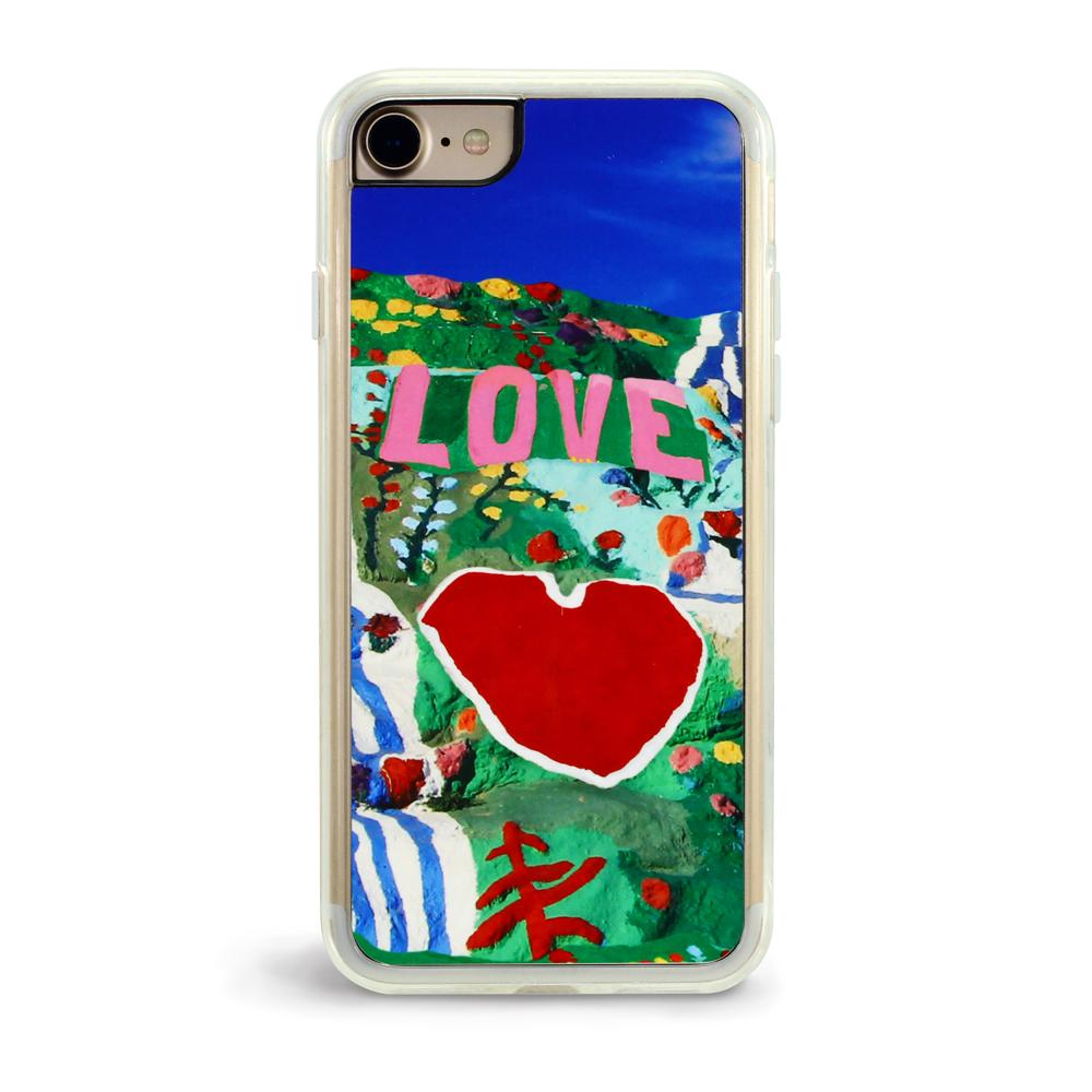 One Love ワンラブ iPhone SE(2Gen)、iPhone 8、iPhone 7用