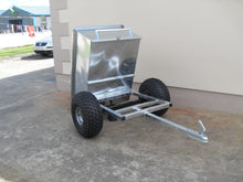 "Load image into Gallery viewer, 4' X 2'6"" Quad Trailer"
