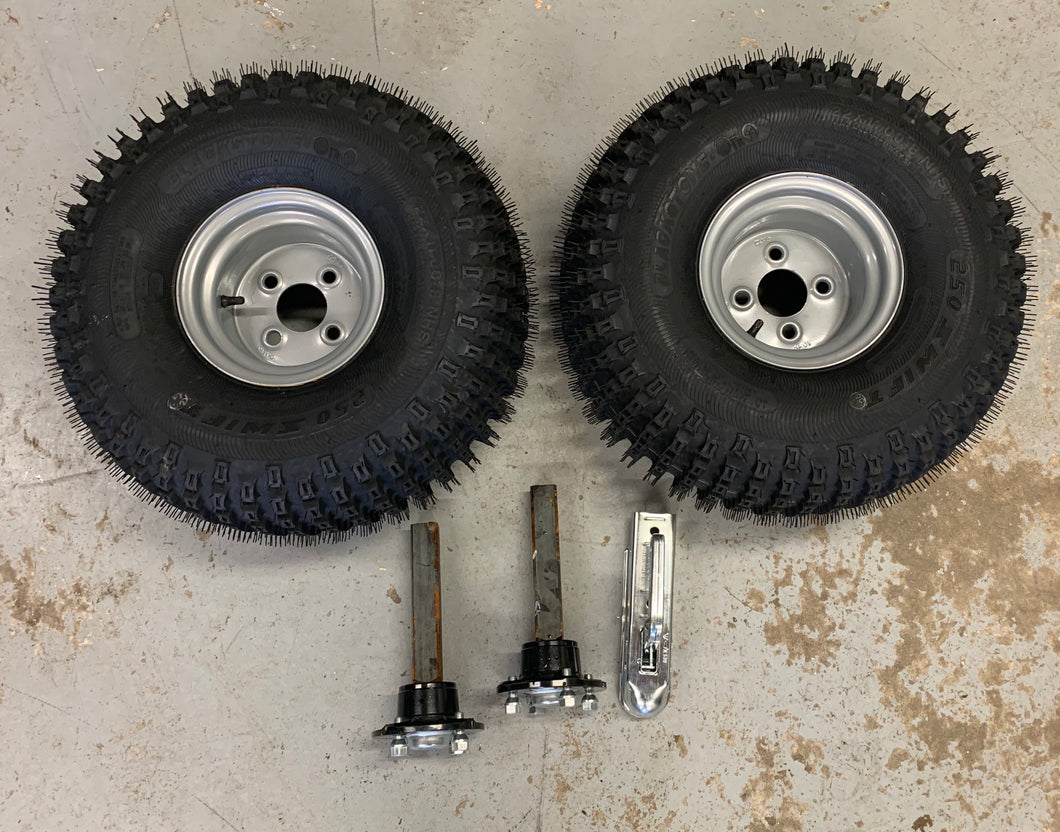 22x11x8 Knobby Trailer Kit