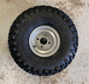 22x11x8 Rim and Tyre
