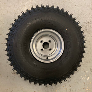 25x12x9 Off Road Quad Trailer Rim and Tyre