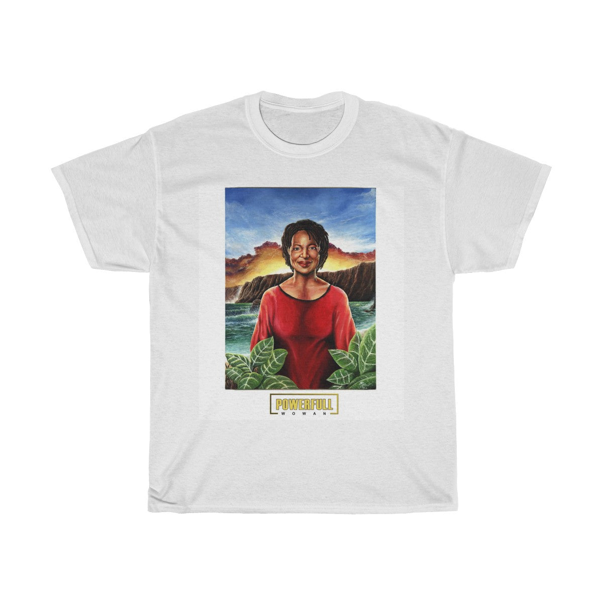 Unisex Heavy Cotton Tee - The LEGACY Collexion