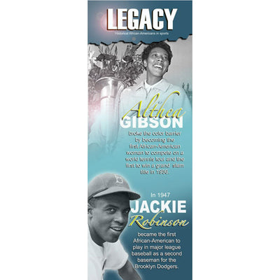African-American Athletes - The LEGACY Collexion