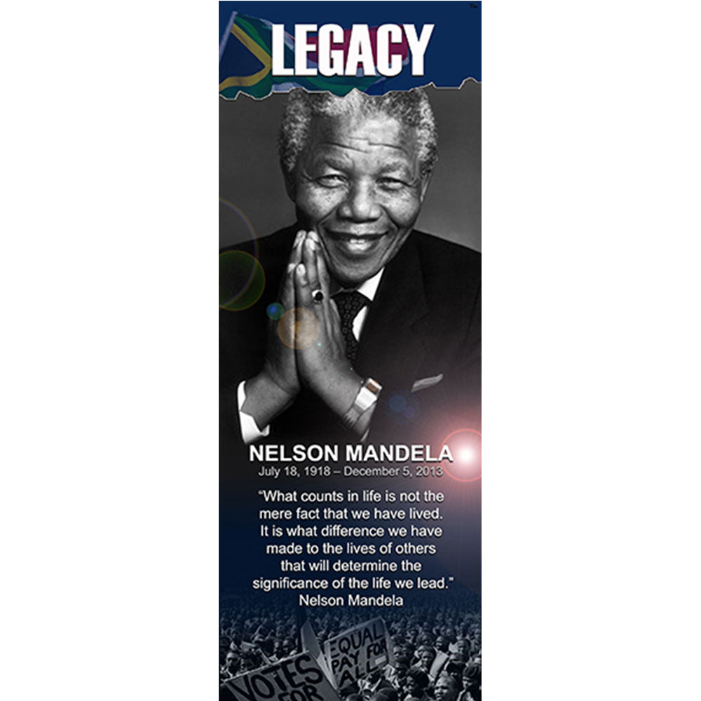 Nelson Mandela - The LEGACY Collexion