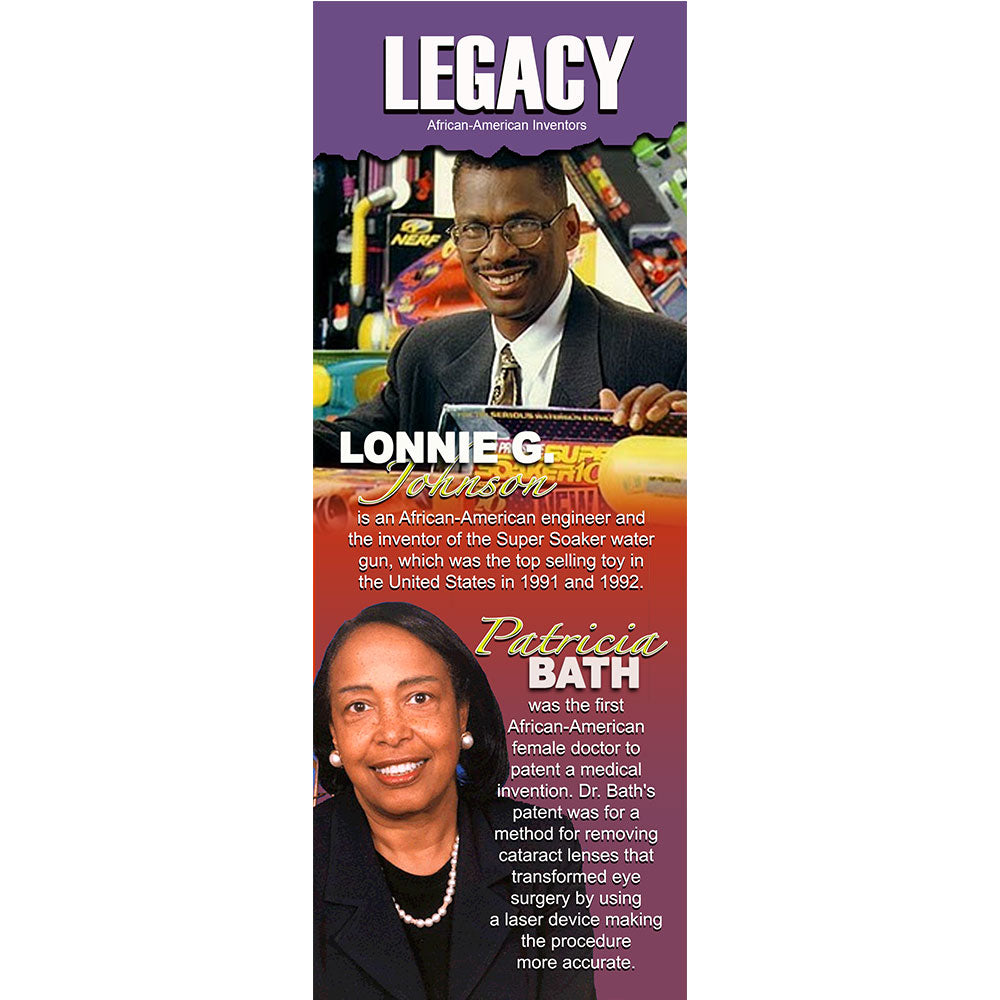 African-American Inventors - The LEGACY Collexion