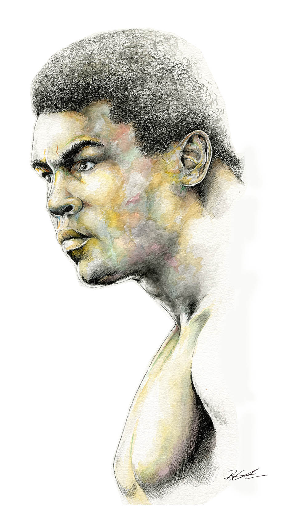 """GOAT"" featuring Muhammad Ali - The LEGACY Collexion"