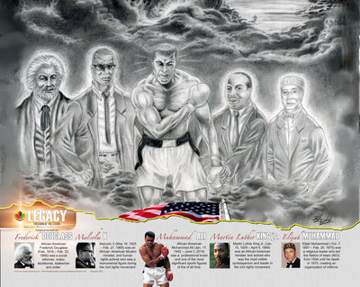 Pre-order: The Ultimate LEGACY Collection! (30 Posters!) - The LEGACY Collexion