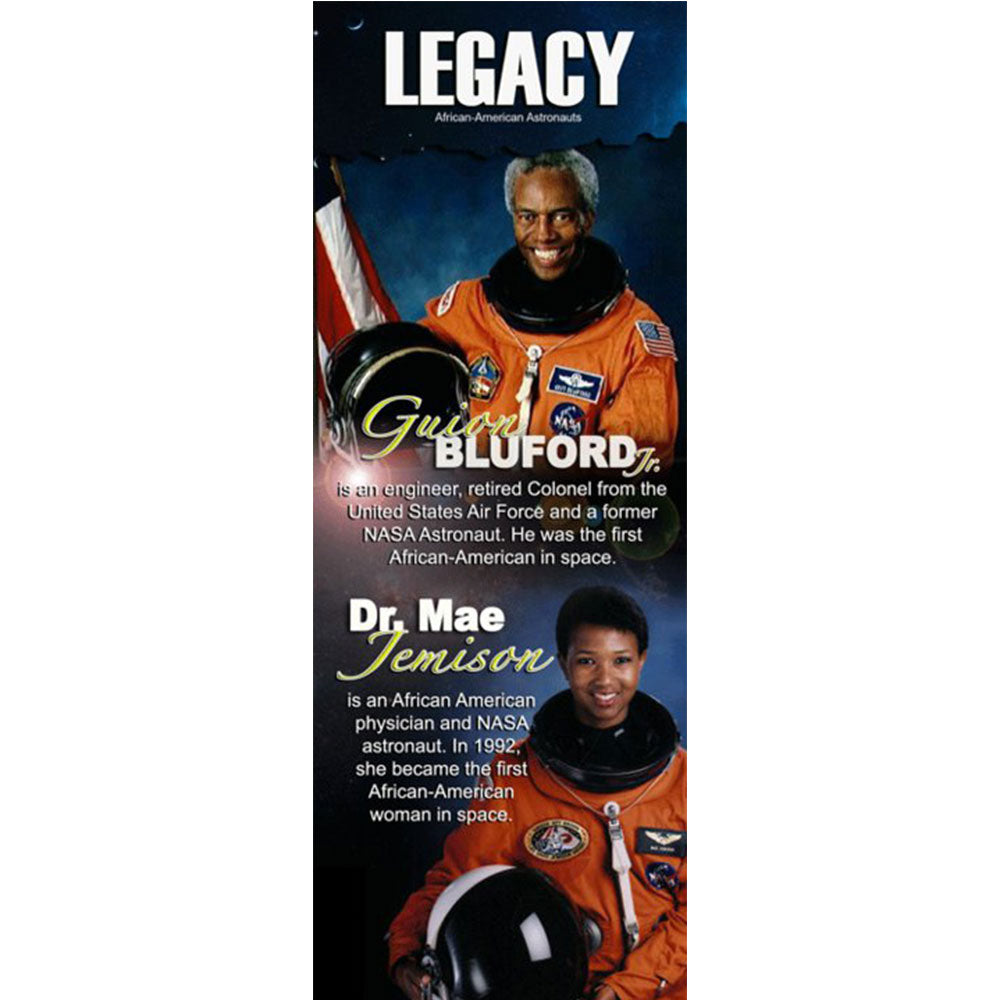 African-American Astronauts - The LEGACY Collexion