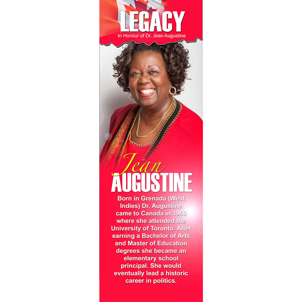 Honourable Jean Augustine, PC - The LEGACY Collexion