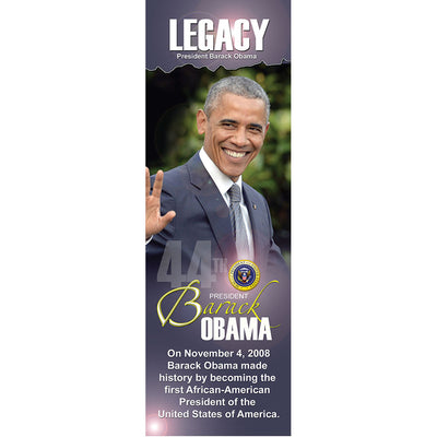 President Barack Obama - The LEGACY Collexion