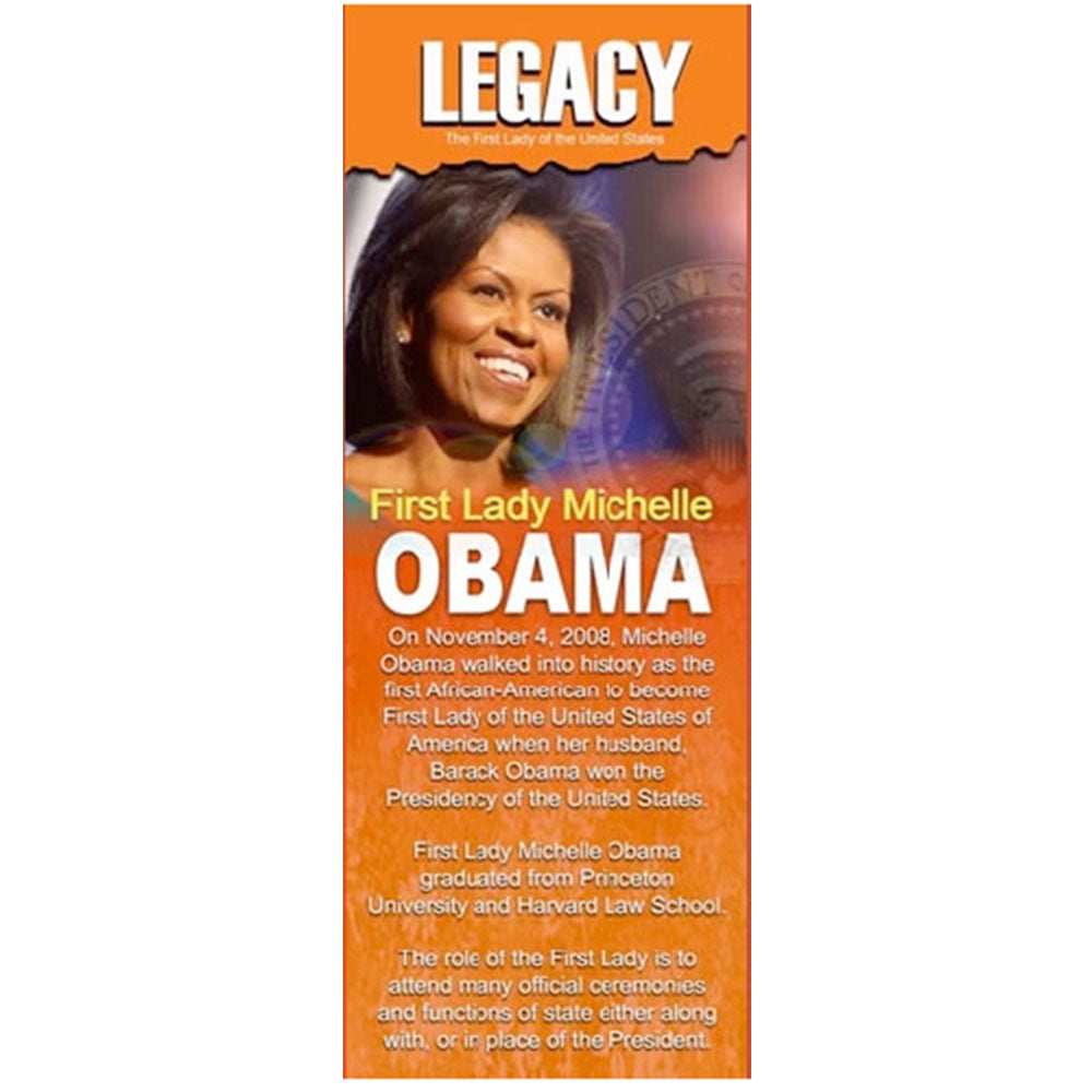 Michelle Obama - The LEGACY Collexion