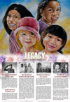 Asian Heritage/ Women's History Month Posters (Ultimate Set) 7 posters for only $75 - The LEGACY Collexion