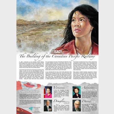 Asian Heritage Month: Chinese-Canadians - The LEGACY Collexion