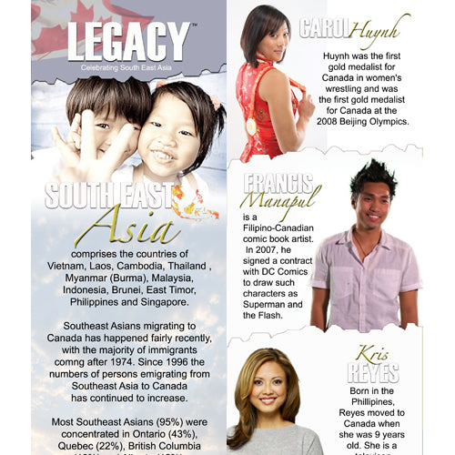 Celebrating South East Asia - The LEGACY Collexion