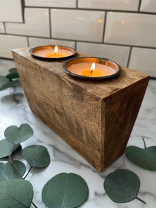 Sugar Mold Candle