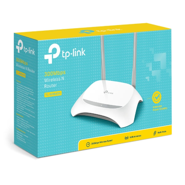 TP Link Router WR840N